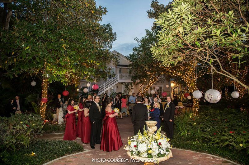 Jaclyn And Charles Wedding At The Courtyard Lake Lucerne Orlando Planner Michele Butler
