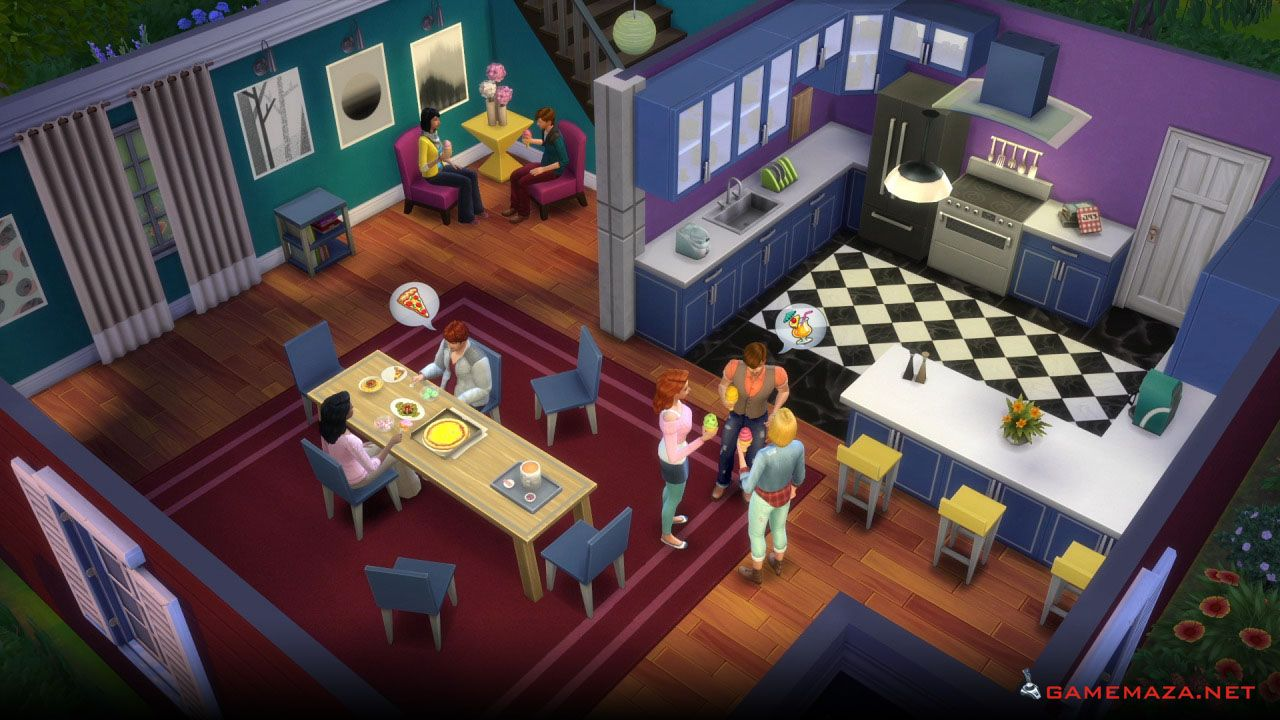 the sims 4 cool kitchen stuff free download gamemaza download