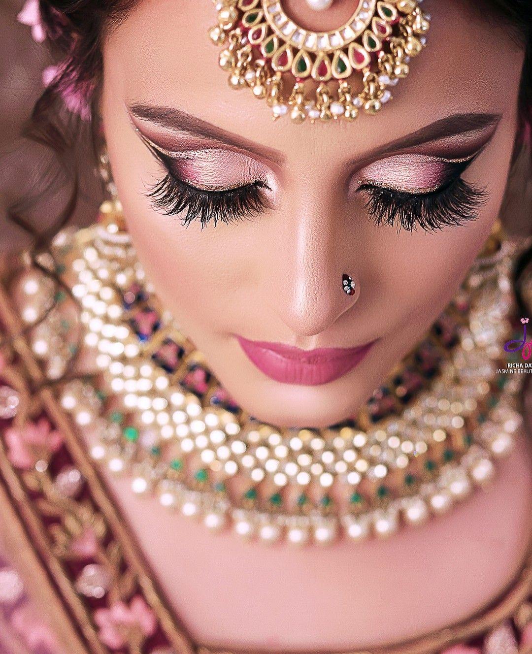 Shikachand Bridal Makeup Images Indian Wedding Makeup Bridal