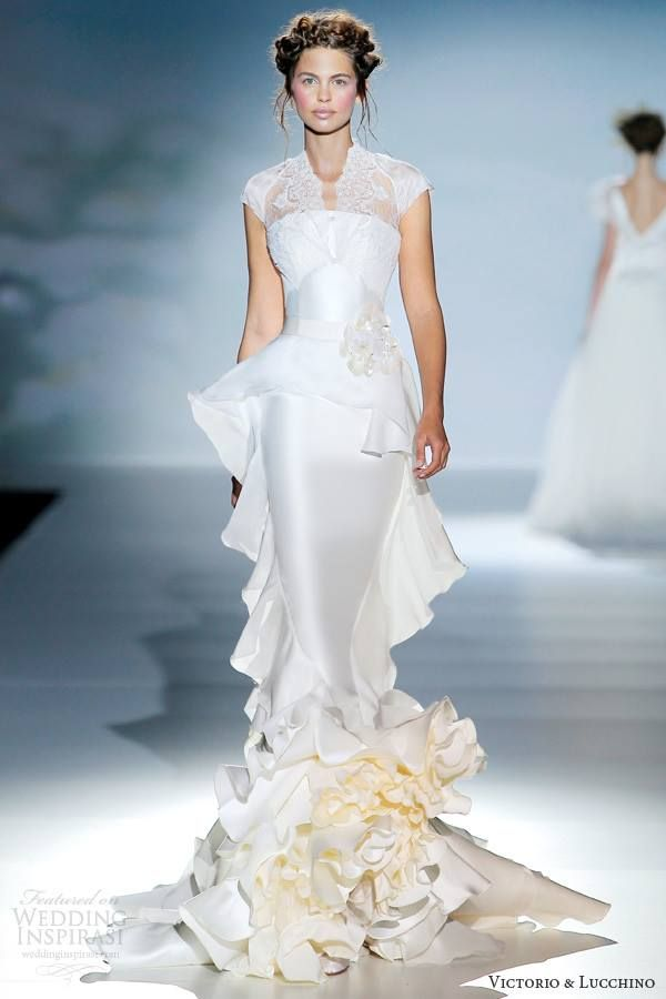 Victorio & Lucchino 2014 Wedding Dresses