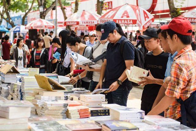 Tiki phát động chương trình khuyến khích văn hóa đọc