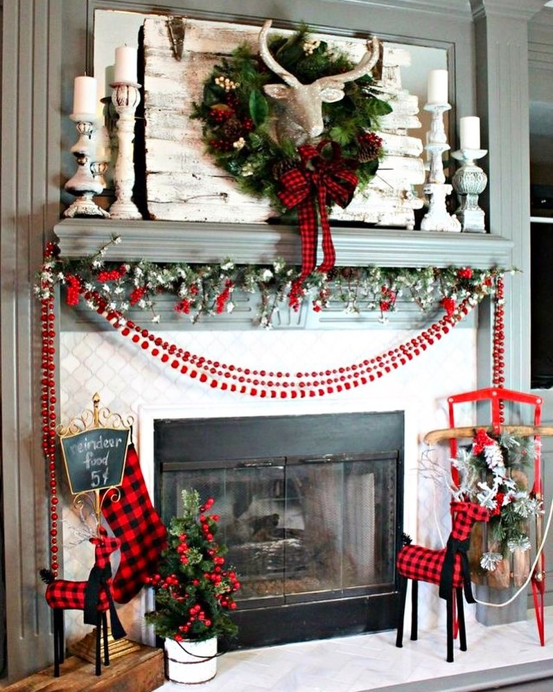 35 Exceptional DIY Ideas On How To Decorate A Christmas