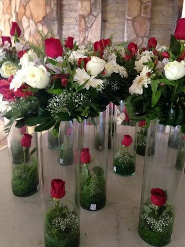 Pin by Kay Reiman on Centerpieces in 2018 #quinceaneraparty