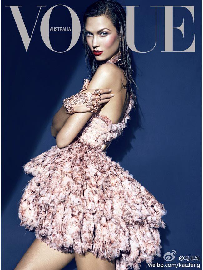 Karlie Kloss - Heavenly launch, Victorias Secret