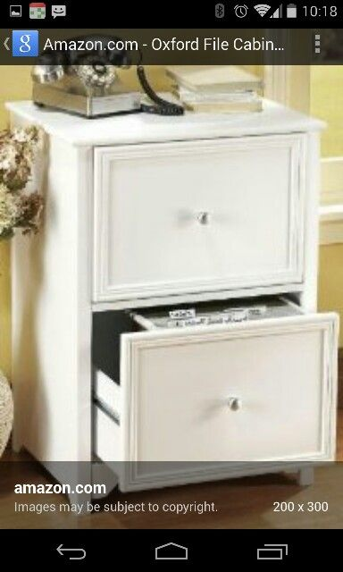 File cabinet dyi
