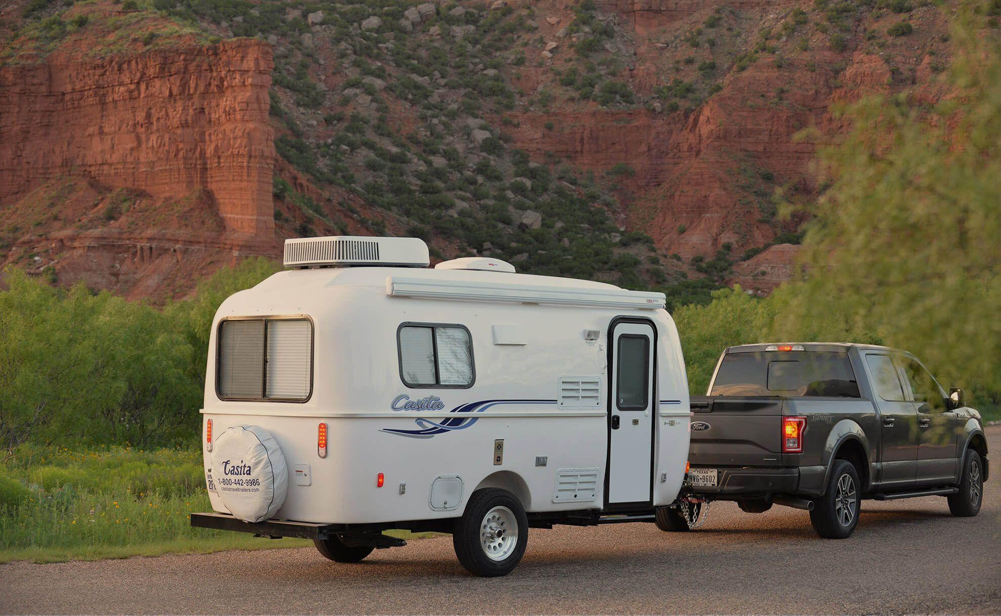 Casita | Small travel trailers, Casita travel trailers ...