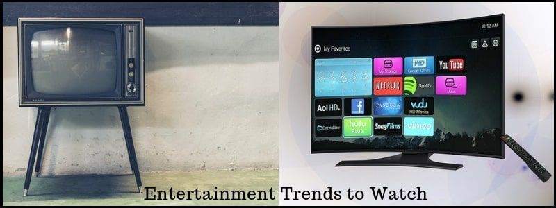 Is Tv Being Replaced By Online Streaming Services Discover The Entertainment Industry Trends To Watch An Technology Trends Entertaining Entertainment Industry