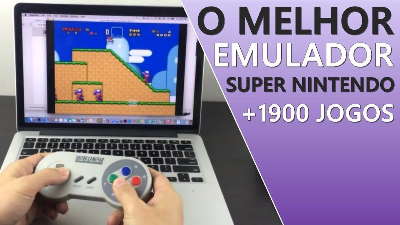 Snes9x O Melhor Emulador De Super Nintendo Para Pc 1900 Jogos Com Imagens Super Nintendo Nintendo Jogos