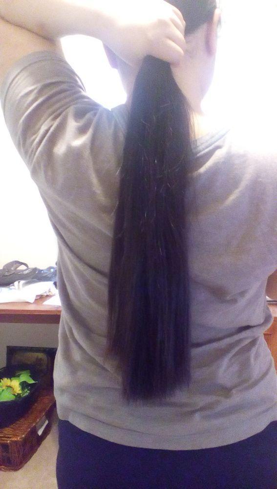 Sell asian natural hair