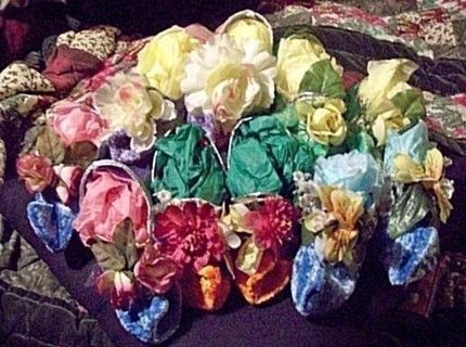 Fairy SlippersWomensAdult SizeFaeryspell by faeryspellcreations, $25.00
