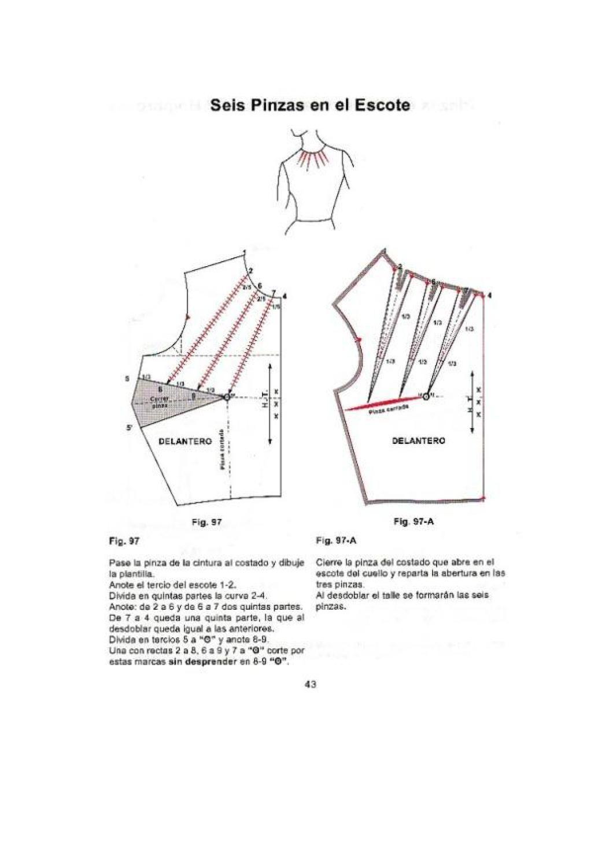 Sistema CyC Alta Costura   COSTURA   Costura Patrones de costura และ ...