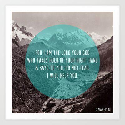 isaiah 41:13 // zeke turner