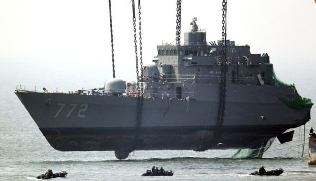 Defense bolstered five years after Cheonan sinking
