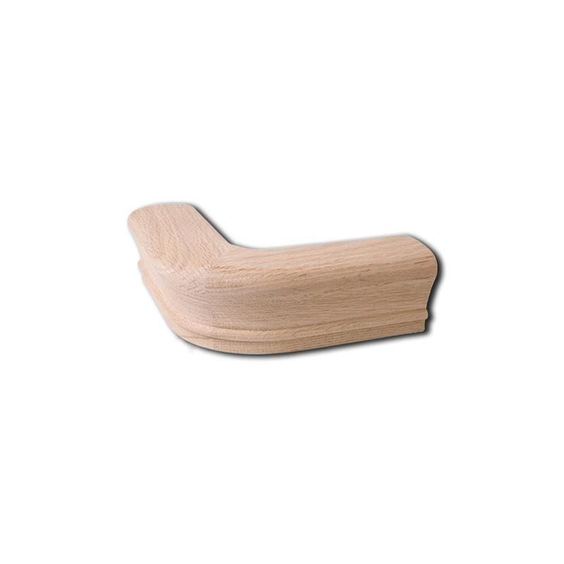 Best 7211 Level Quarter Turn Wood Handrail Fitting Wood 400 x 300