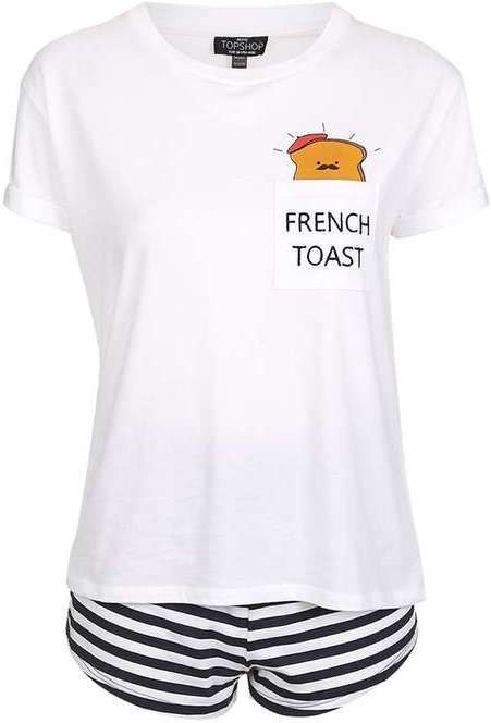 6045d7fd0b Petite french toast pyjama set. Petite french toast pyjama set Petite  Sleepwear