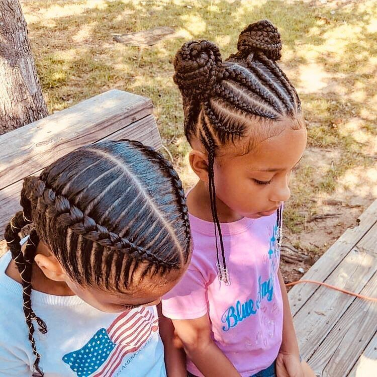 pin dayanaquon kids hairstyles
