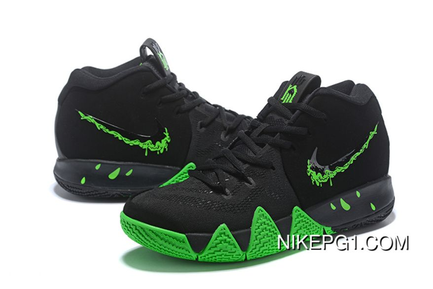 online store f6bc2 8e412 2019 的 Nike Kyrie 4 Halloween 1990s With The Decades Pack 4 ...