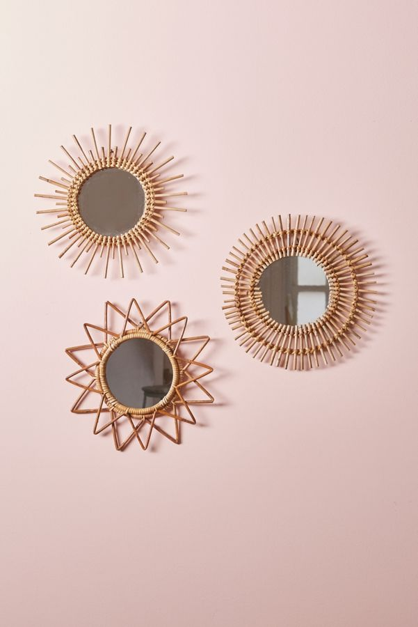 Photo of Magical Thinking Woven Wall Mirror