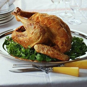 Cajun Deep-Fried Turkey