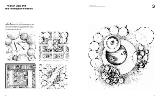 Landscape Architecture Section Drawings drawing for landscape architects isbn: 978-3-86922-344-5