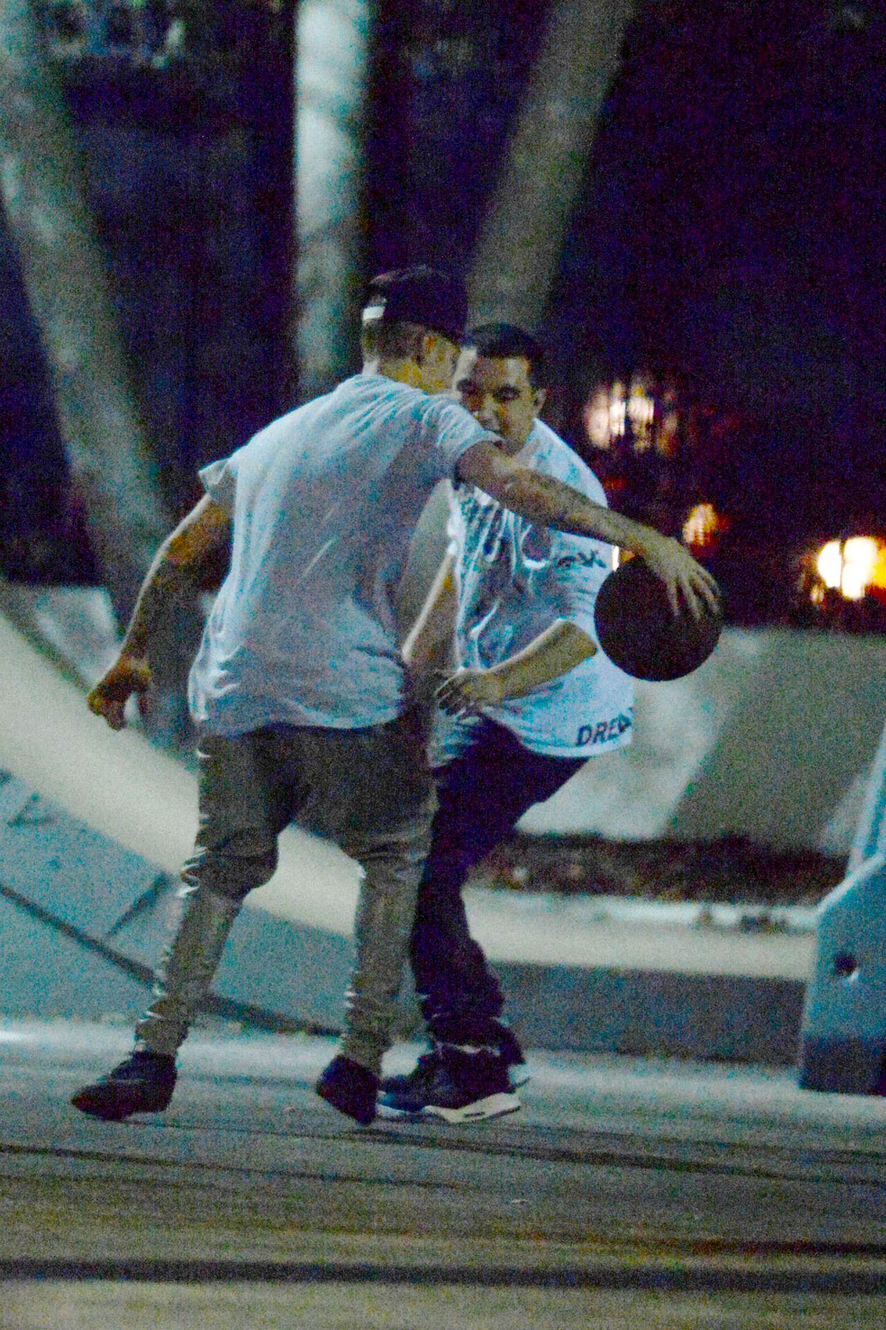 Justin in Miami