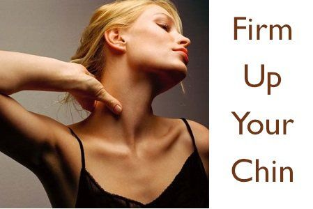 How to firm up your neck