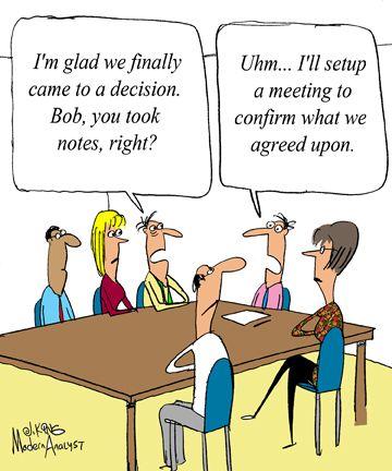 Humor Cartoon Who Took Notes At The Meeting Work Humor Hr Humor Work Jokes