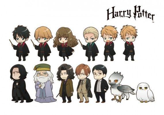 Harry Potter Les Personnages De La Saga Ont Droit A Leurs