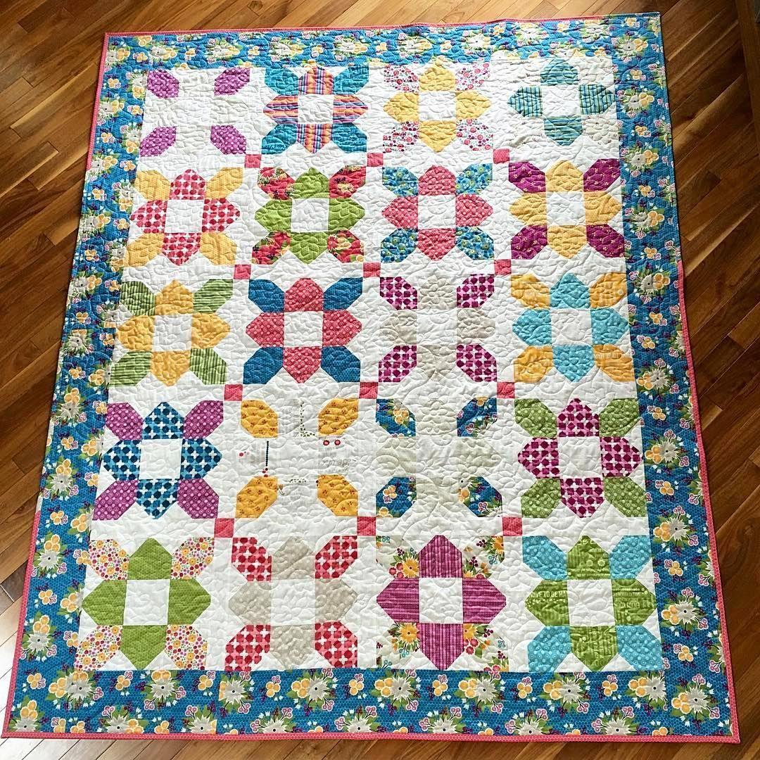 Prairie Flower Missouri Quilt Co.