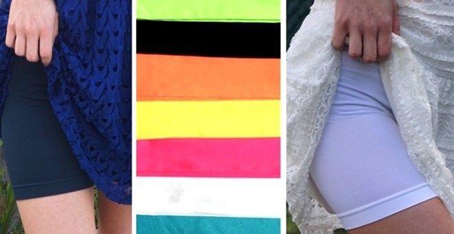 Tummy Tuck Layering Shorts 9 Colors
