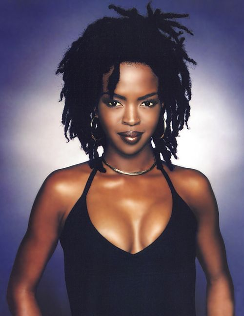 So The Drama Chronicles My Top Female Singers Natural Hair Styles Lauryn Hill Beautiful Black Women