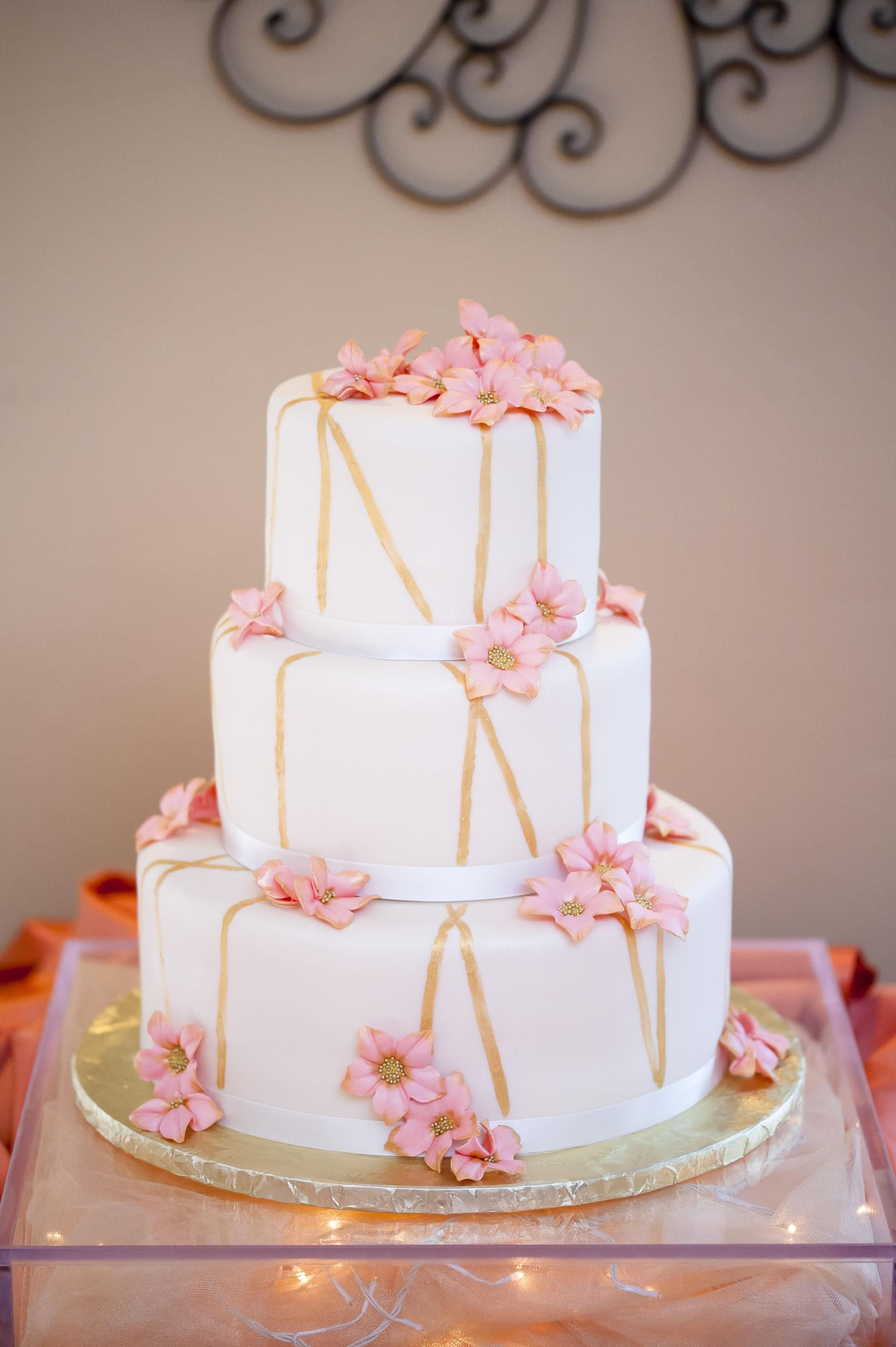 The Smarter Way To Wed Pinterest Wedding Cake Pink Wedding Cake