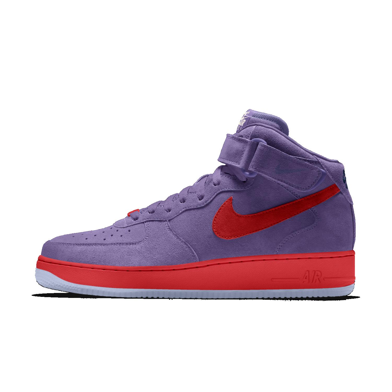 reputable site 1d3d0 98db6 Nike Air Force 1 Mid Premium iD Shoe. Nike.com CA