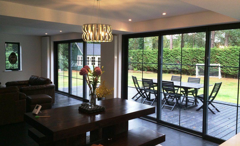 White Wood Windows Bifold Doors Orangeries And Conservatories