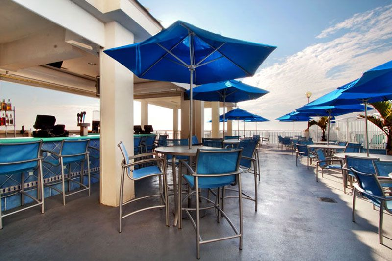 32 Palm Restaurant Rumbas Lounge The Manana Mode Pool Bar And Grill Restaurants Hilton Oceanfront Suites Hotel Ocean City Ocean City Oceanfront Pool Bar