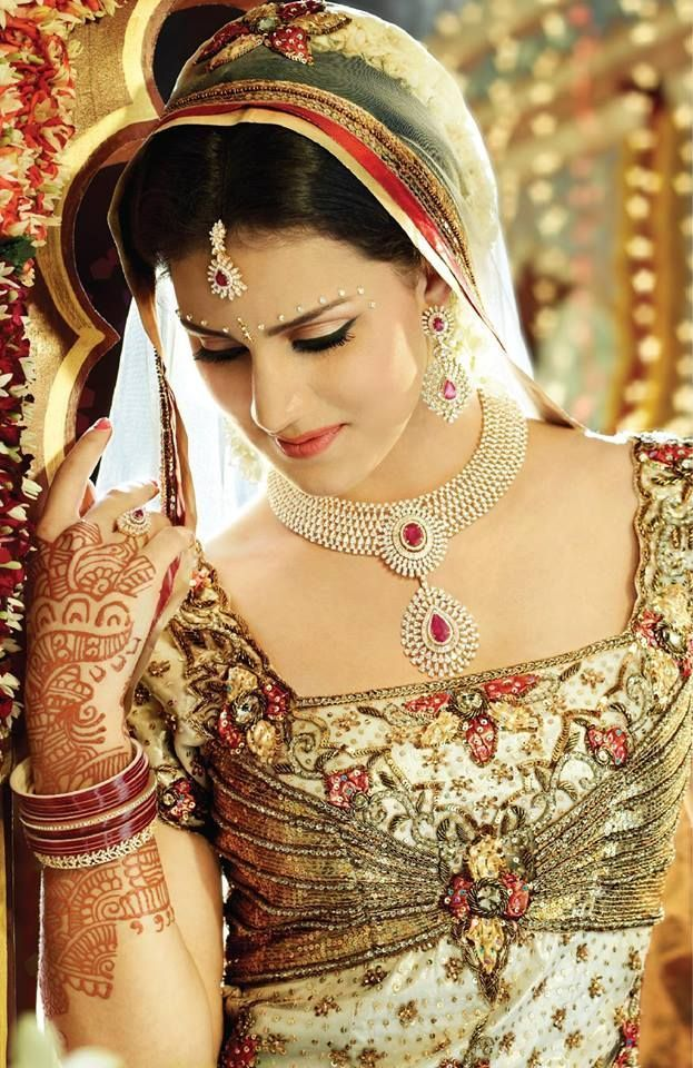 more beauty** | bridal makeup and jewelry | Pinterest | Indian ...