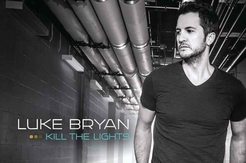 Luke Bryan Announces New Album, 'Kill The Lights'