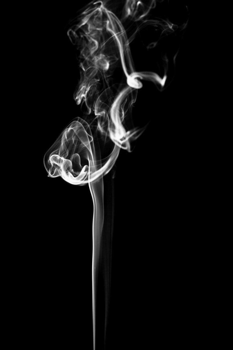 White Smoke Effect On A Black Background Free Image By Rawpixel Com Roungroat In 2021 Black Backgrounds Dark Photography Image