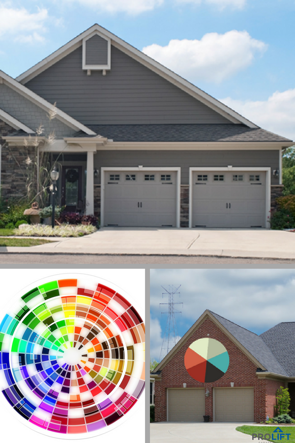 How To Choose A Color For Your New Garage Door | by Pro ... on Choosing Garage Door Paint Colors  id=82314