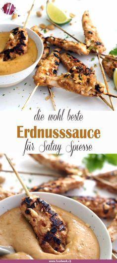 Poulet Sate Spiesse und unser neuer Weber Grill | Food-Blog Schweiz | foodwerk.ch #bestdrinks