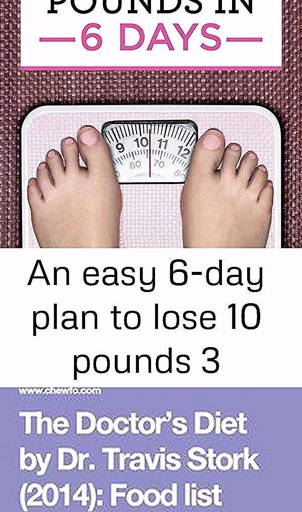 Get the motivation you need to slim down and stick with it by following our easy 6 day workout plan....