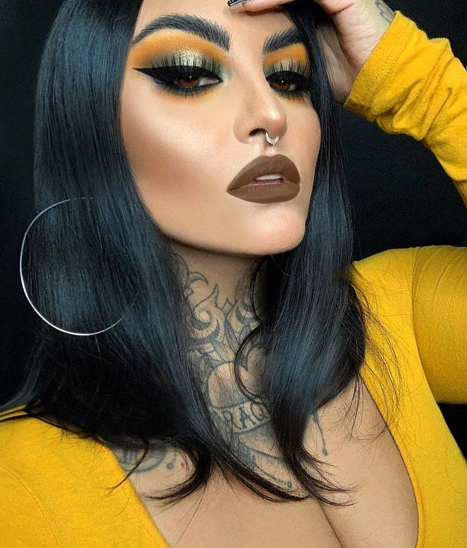 """Juvia's Place on Instagram """"A mustard babe . Love this"""
