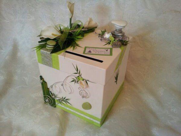 urne de mariage zen mariage pinterest mariage zen urne de mariage et urne. Black Bedroom Furniture Sets. Home Design Ideas