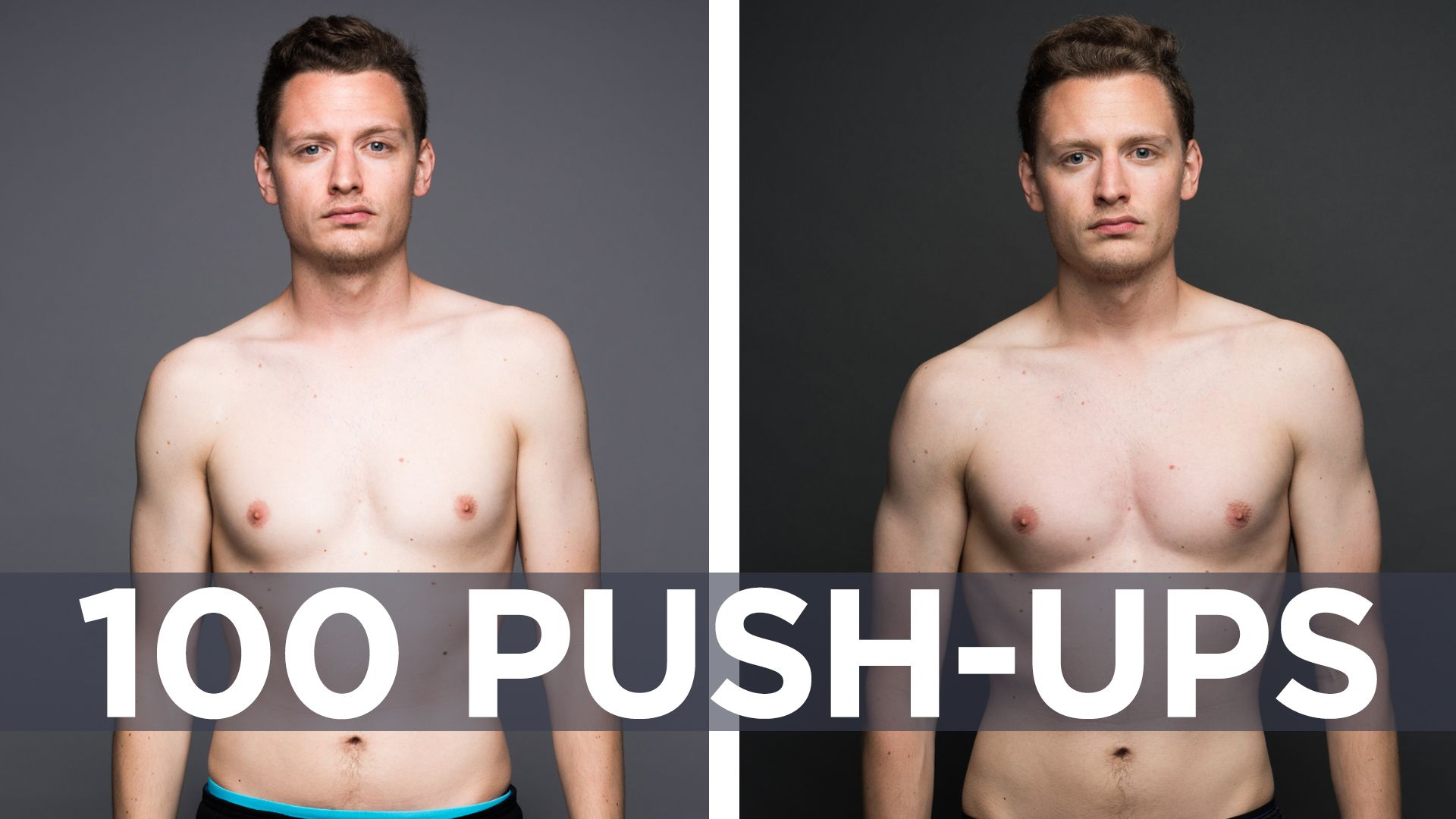 We Did 100 Push Ups Every Day For 30 Days Push Up Push Ups