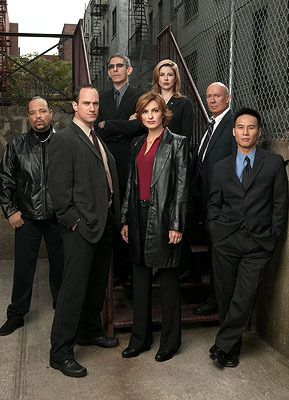 Law and Order SVU- I watch EVERY night!