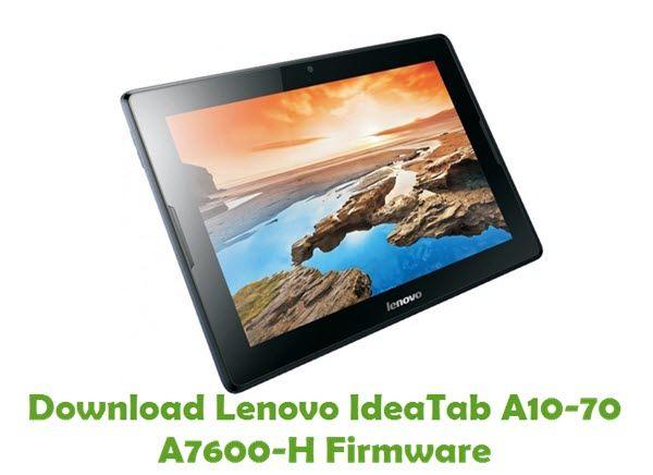 firmware lenovo b8080 yoga tablet 10