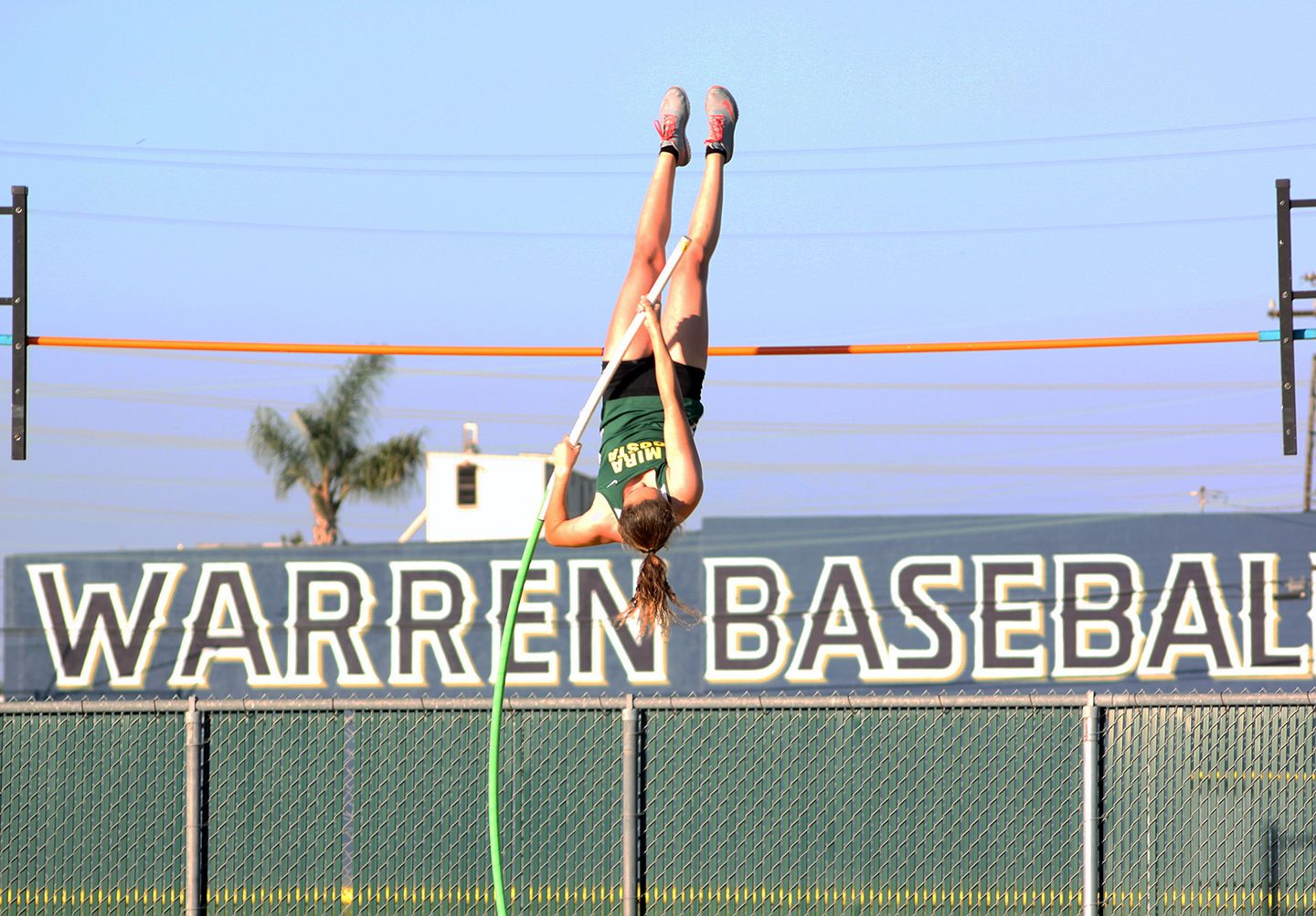 Clean Sweep For Mira Costa High School Pole Vault Pole Vault Clean Sweep High School