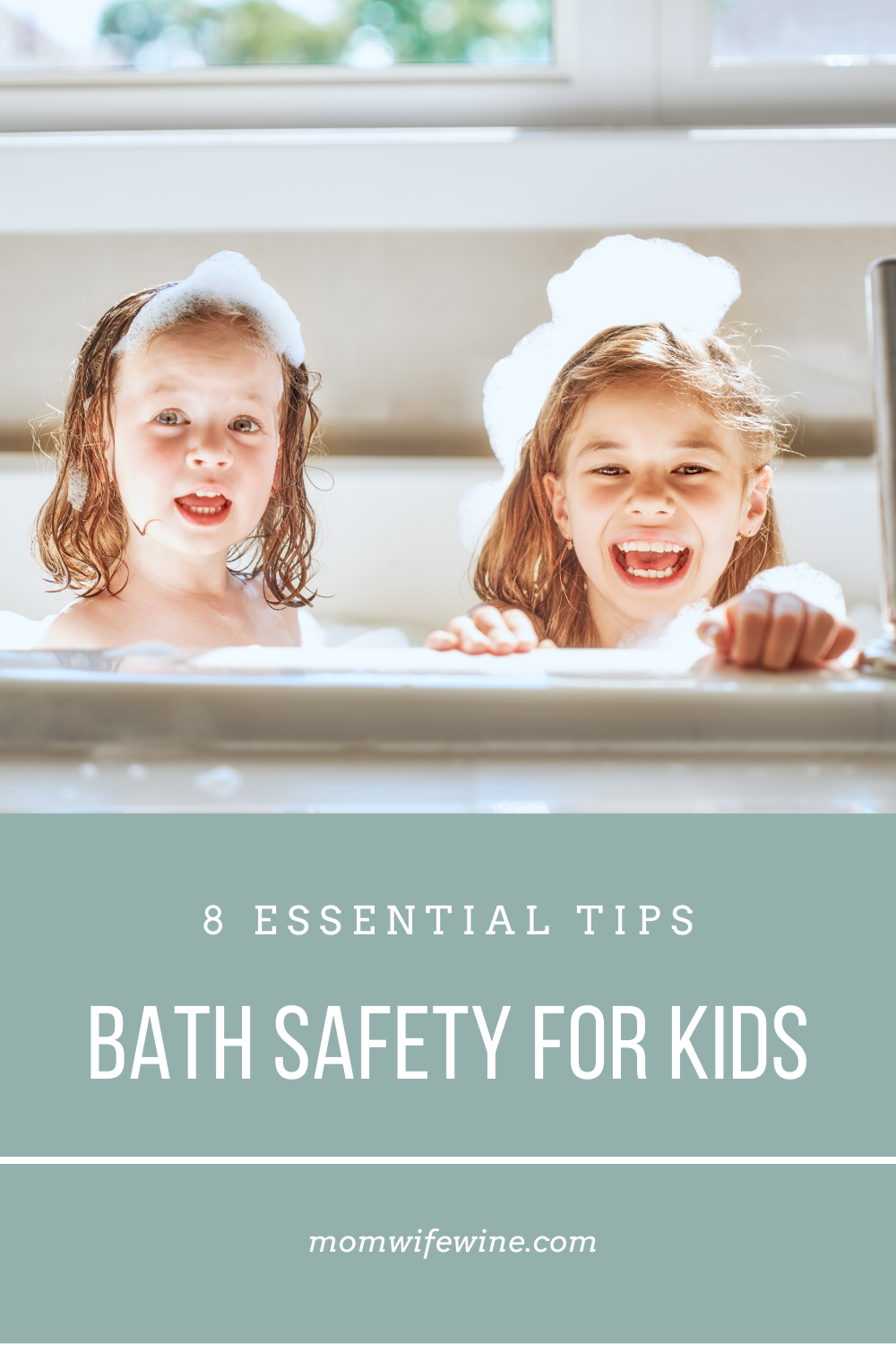 8 Tips for Bath Safety for Kids in 2020 | Bath safety, Kids
