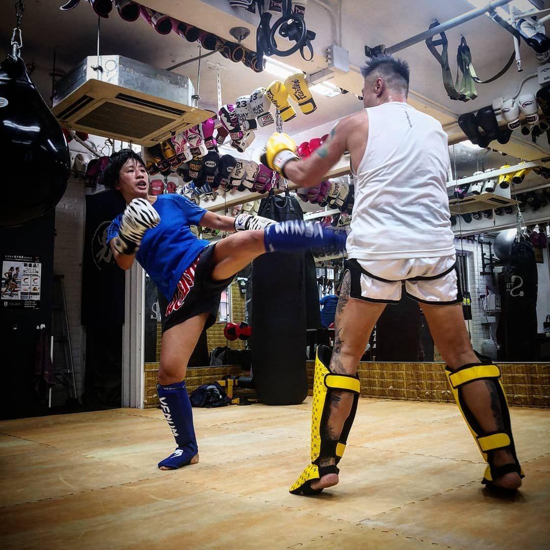 全民sparring 🤭  #1對1私人訓練課程 #私人教練 #Triallesson350 #為你度身訂造嘅訓練模式 #sfightprivatetr...