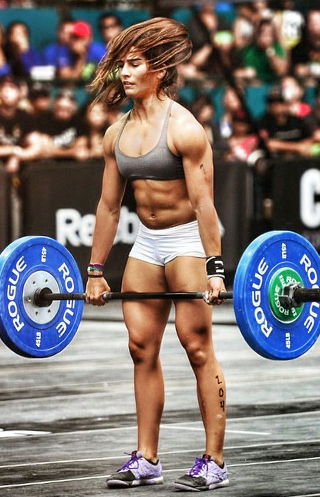 Lauren Fisher crossfit games athlete - Fit girls with muscles who are hot  and sexy to use as motivation